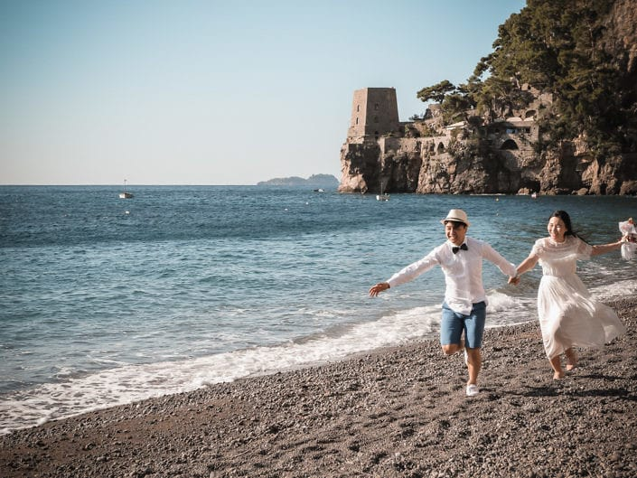 S&K - Wedding in Positano